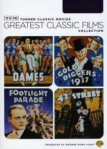 TCM Greatest Classic Films Collection: Busby Berkeley Musicals