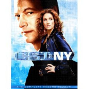 CSI NY: Complete Second Season