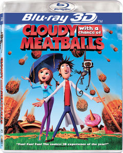 Cloudy with a Chance of Meatballs (3D)