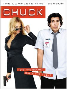 Chuck: Complete First Season
