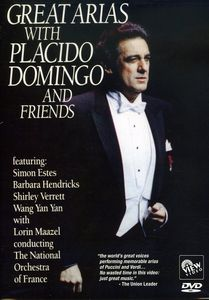 Great Arias with Placido Domingo & Friends