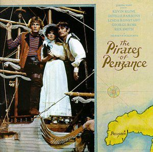 The Pirates of Penzance [Case Broadway Cast]