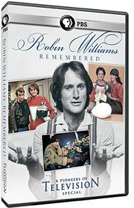 Pioneers Of Tube: Robin Williams Remembered (dvd)