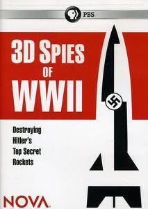 Nova: 3D Spies of WWII & Destroying Hitler's Top