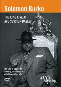 King Live at Avo Session Basel