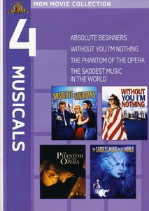 Absolute Beginners & Without You & Phantom Opera