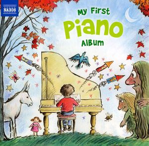 My First Piano Album /  Various
