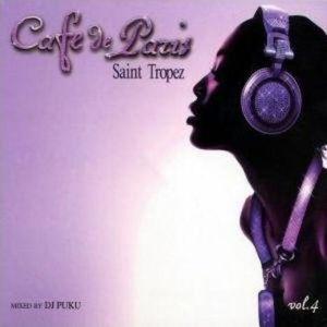 Vol. 4-Cafe de Paris-Saint Tropez [Import]