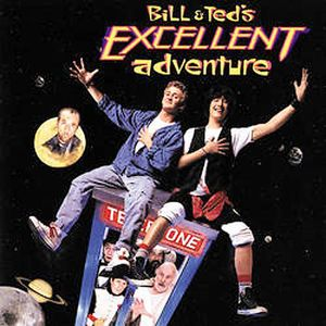 Bill & Ted's Excellent Adventure /  O.S.T.