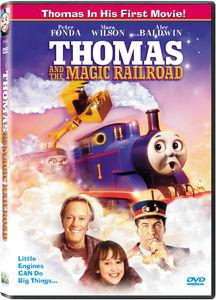 Thomas & Magic Railroad