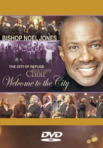 Bishop Noel Jones and the New Zealand urban area of Refuge Sanctuary Choir: Welcome to