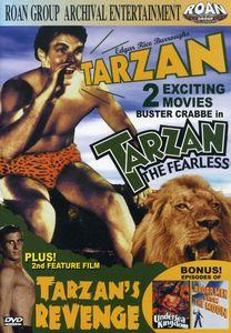 Tarzan the Fearless & Tarzan's Revenge