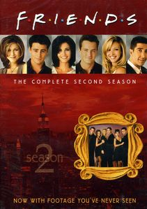 Friends: Complete Second Season