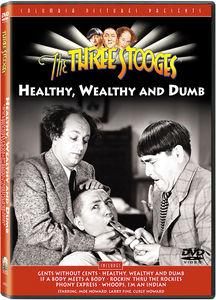 Three Stooges: Healthy Wealthy & Dumb