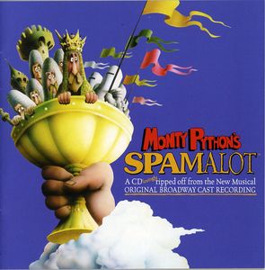 Cast Recording : Spamalot