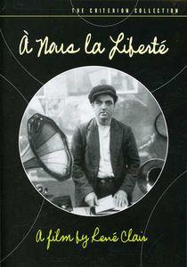 A Nous la Liberte (Criterion Collection)