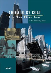 Chicago by Boat: The New River Tour DVD