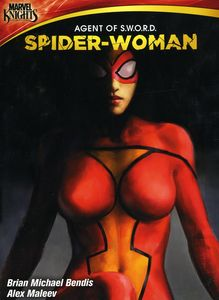 Marvel Knights: Spider Woman Agent of Sword