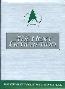 Star Trek Next Generation: Season 4