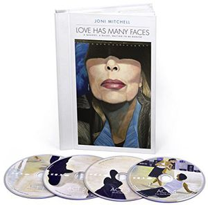 Love Has Many Faces: A Quartet a Ballet Waiting - Joni Mitchell