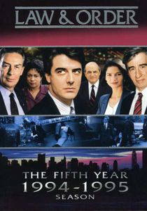 Law & Order: Fifth Year