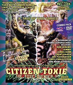 Citizen Toxie: Toxic Avenger Iv