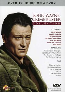 Wayne,John /  Crime Buster Collection