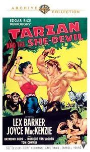 Tarzan & the She-Devil