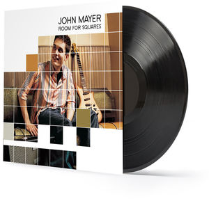 john mayer room for squares on collectors 39 choice vinyl. Black Bedroom Furniture Sets. Home Design Ideas