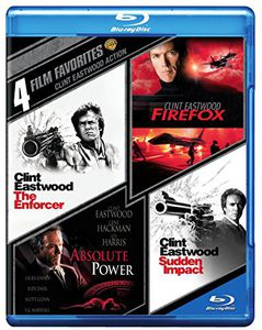 Image of 4 Film Favorites: Clint Eastwood Action