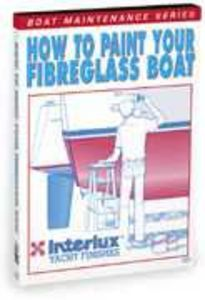Bennett DVD - How To Paint Your Fiberglass Boat