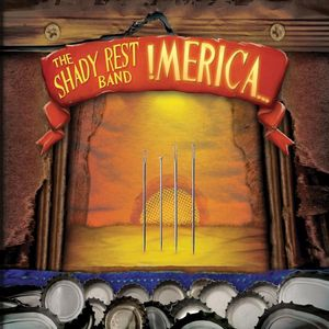 !Merica Shady Rest Band - CD 884501672146