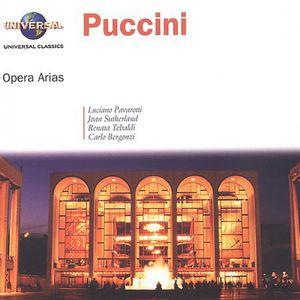 Puccini: Opera Arias /  Various