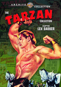 The Tarzan Collection: Starring Lex Barker