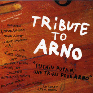 Image of Tribute To Arno: Putain Putain Une Tribute (IMPORT)
