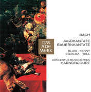 Bach: Jagdkantate BWV 208 /  Bauernkantate BWX 212 , Nikolaus Harnoncourt