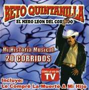 Mi Historia Musical: 20 Corridos