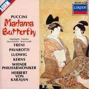 Puccini: Madama Butterfly Highlights , Herbert von Karajan