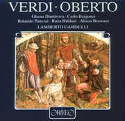 Giuseppe Verdi: Oberto , Lamberto Gardelli