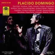 Live Recordings 1967-1999 , Plácido Domingo