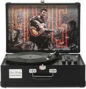 Elvis Presley Turntable 1960S Design