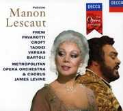 Giacomo Puccini: Manon Lescaut , Mirella Freni