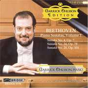 Beethoven: Piano Sonatas, Vol. 1 , Garrick Ohlsson