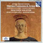 Handel: Marian Cantatas & Arias , Anne Sofie von Otter
