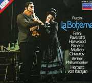 Puccini: La Bohème , Luciano Pavarotti