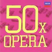 50 X Opera /  Various