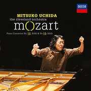 Piano Concertos Nos 18 & 19