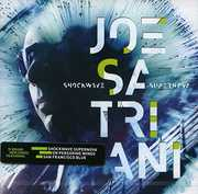 Shockwave Supernova [Import] , Joe Satriani