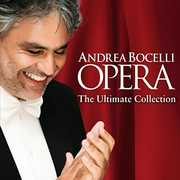 Opera: The Ultimate Collection , Andrea Bocelli
