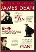 James Dean Triple Feature